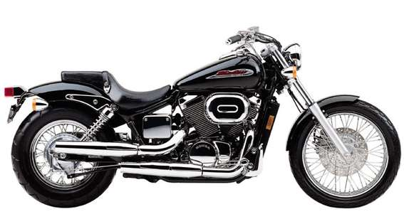 Honda Shadow 600 #9266584