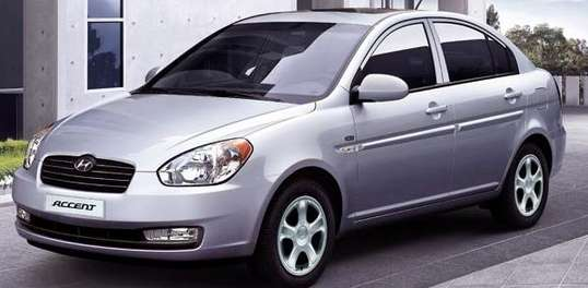Hyundai Accent Era #9012741