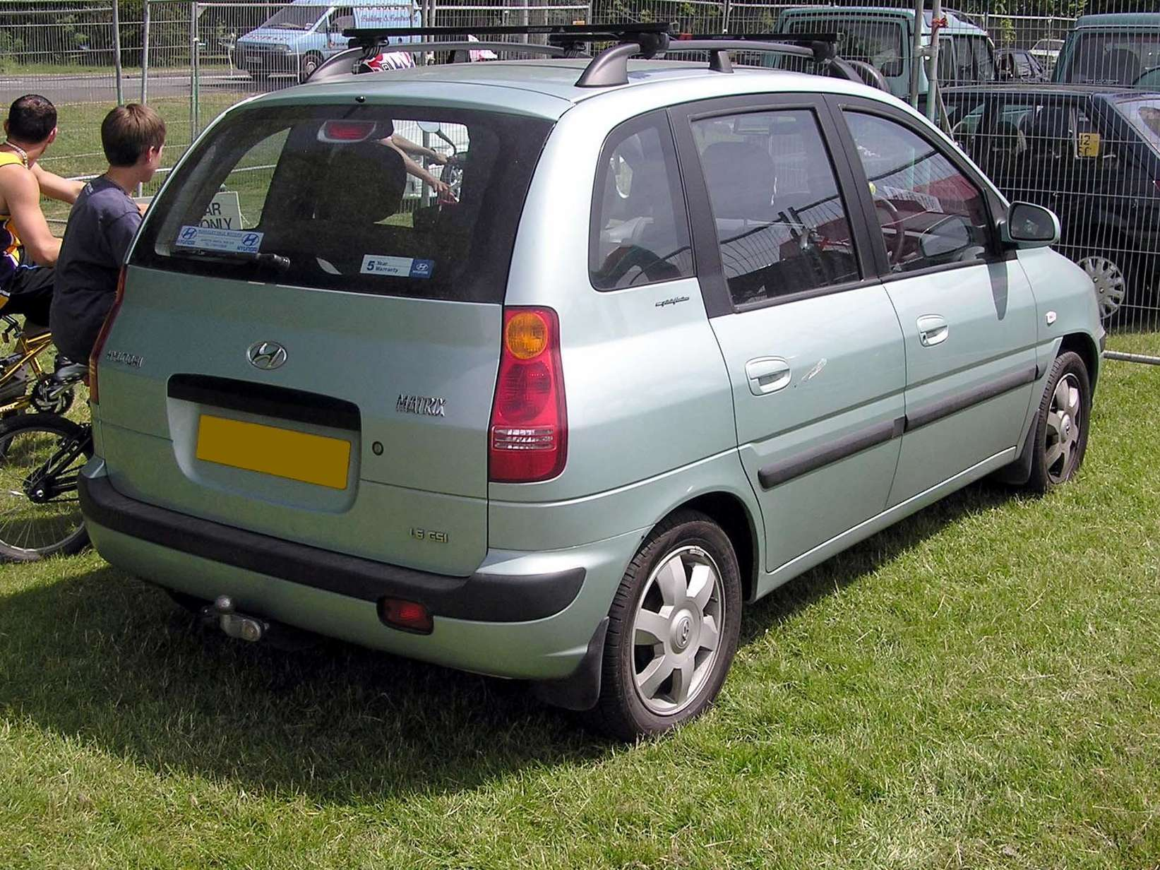 Hyundai Matrix #9180712