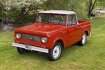 International Harvester Scout #9655780