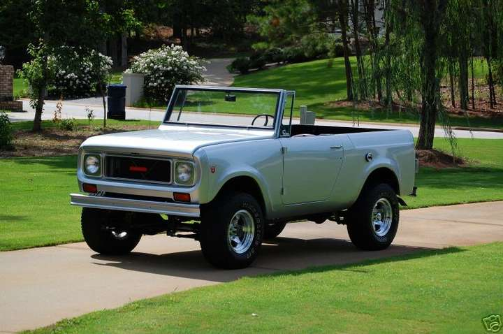 International Harvester Scout #8745943