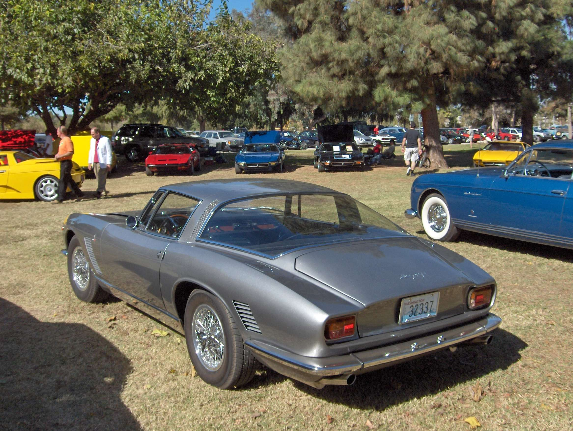 Iso Grifo #8471385