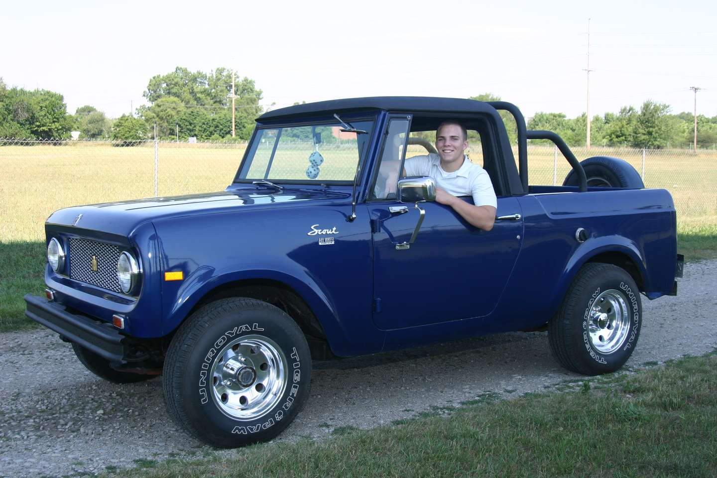 International Harvester Scout #8556351