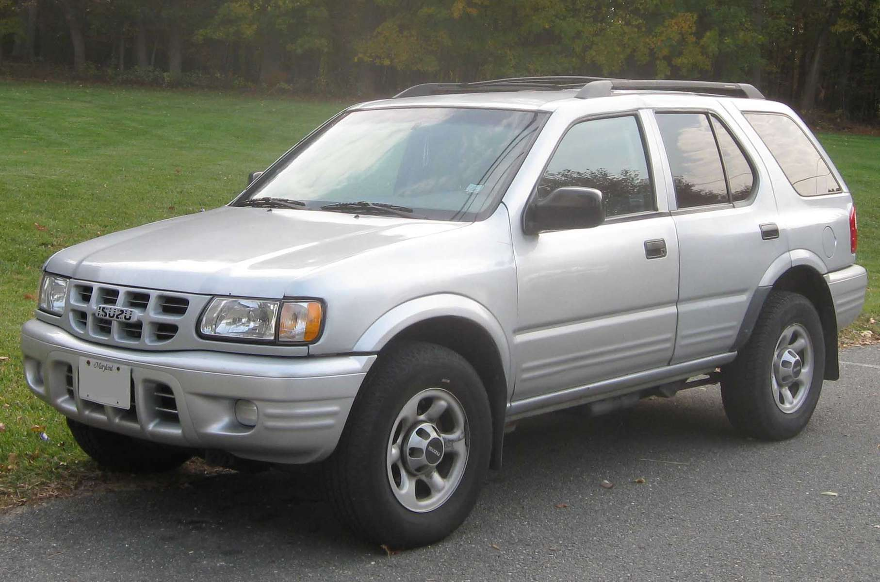Isuzu Rodeo #9774147