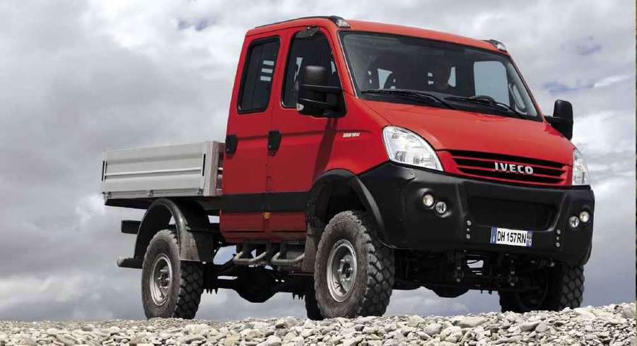 Iveco Daily 4x4 #7567126