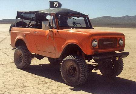 International Scout #7133922