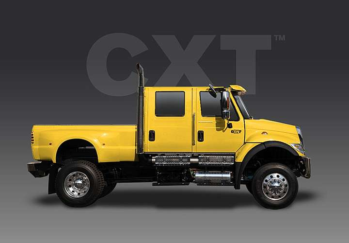 International CXT #8134214