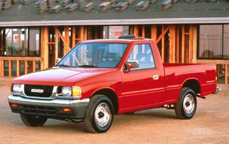 Isuzu Pick-up #7274741
