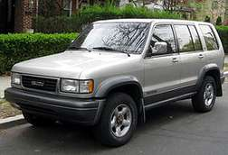 Isuzu Trooper #9731180