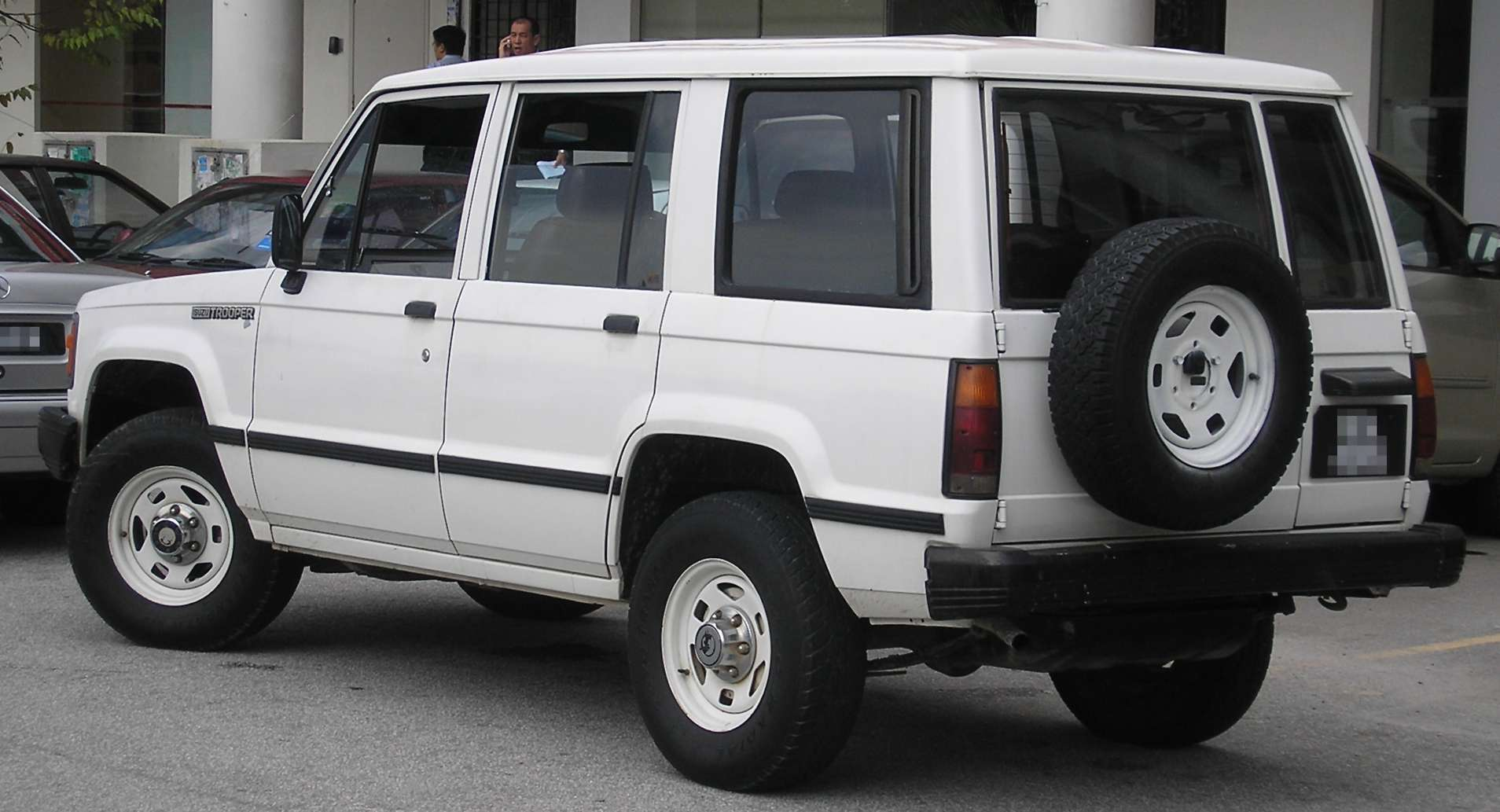 Isuzu Trooper #7221342