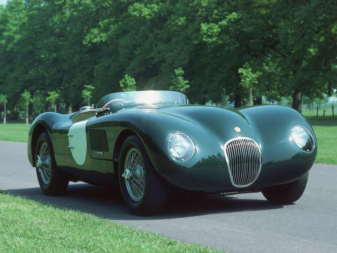 Jaguar C-Type #8049555