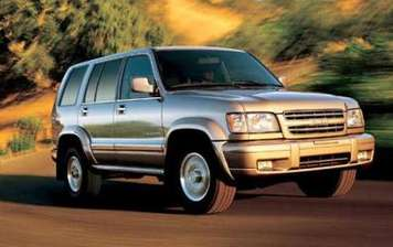 Isuzu Trooper #7156424