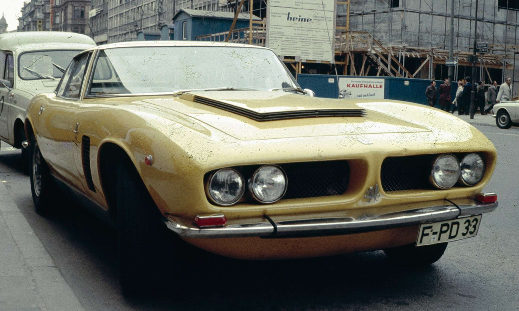 Iso Grifo #8947260