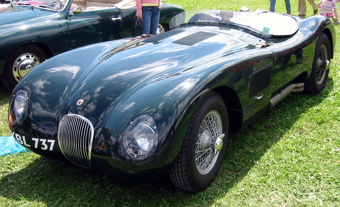 Jaguar C-Type #7347514