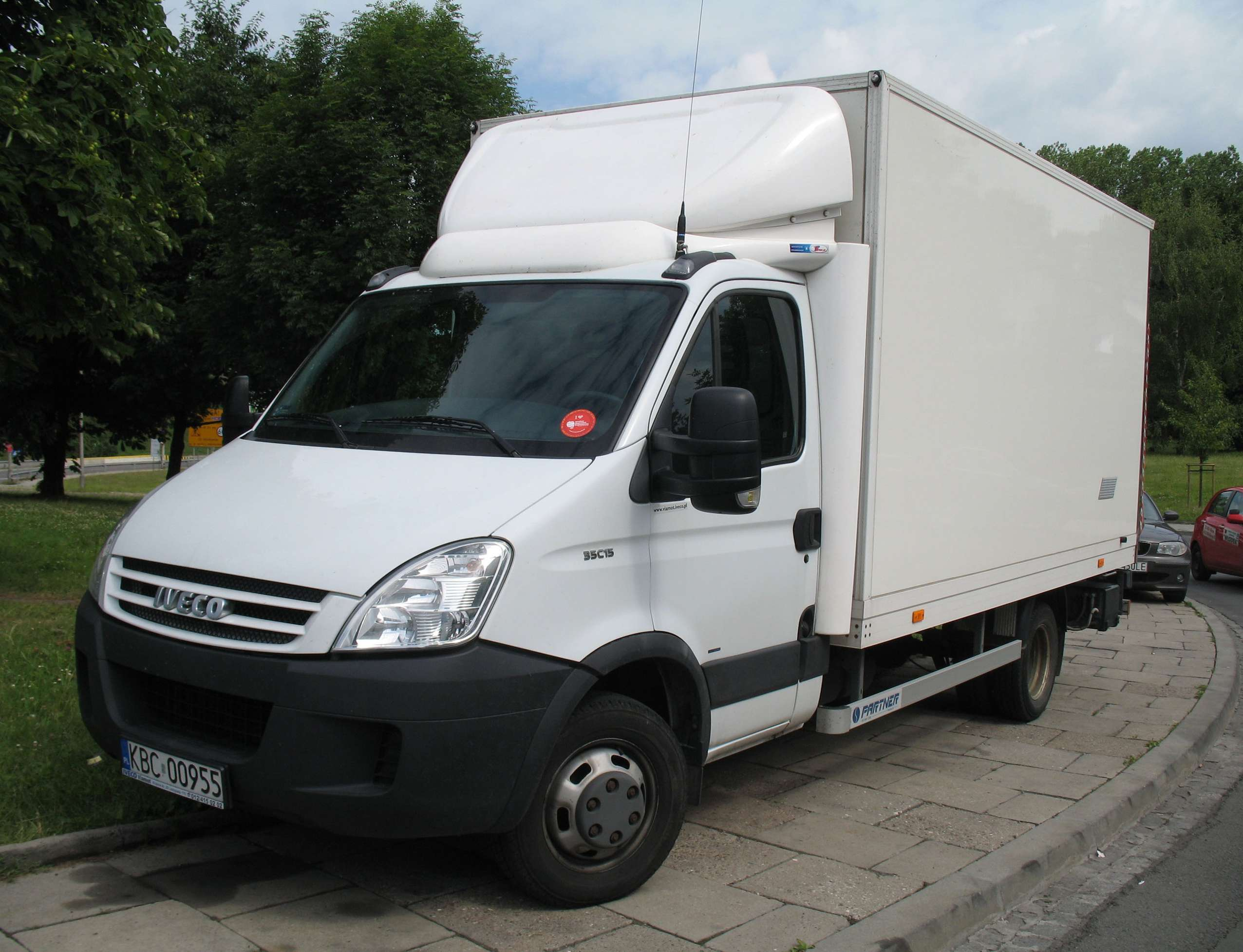 Iveco Daily #8431616