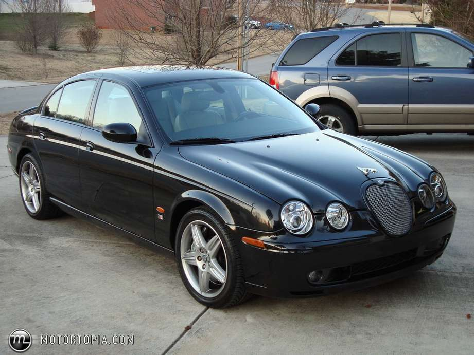 Jaguar S-Type R #7995919