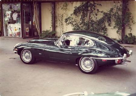 Jaguar E-Type #9593280
