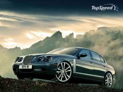 Jaguar S-Type R #9103167
