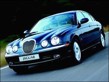 Jaguar S-Type #7822731