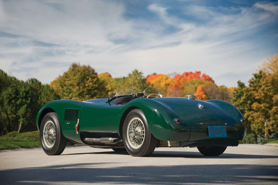 Jaguar C-Type #8820157