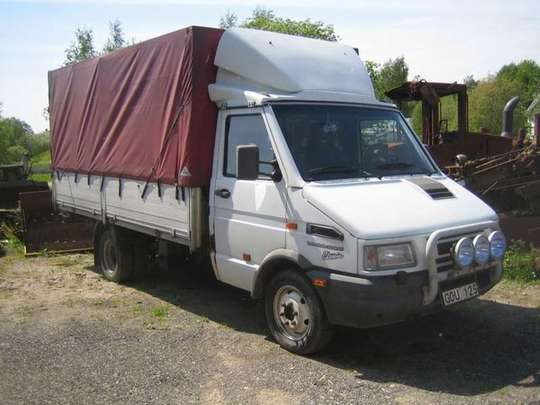 Iveco Turbo Daily #8220851