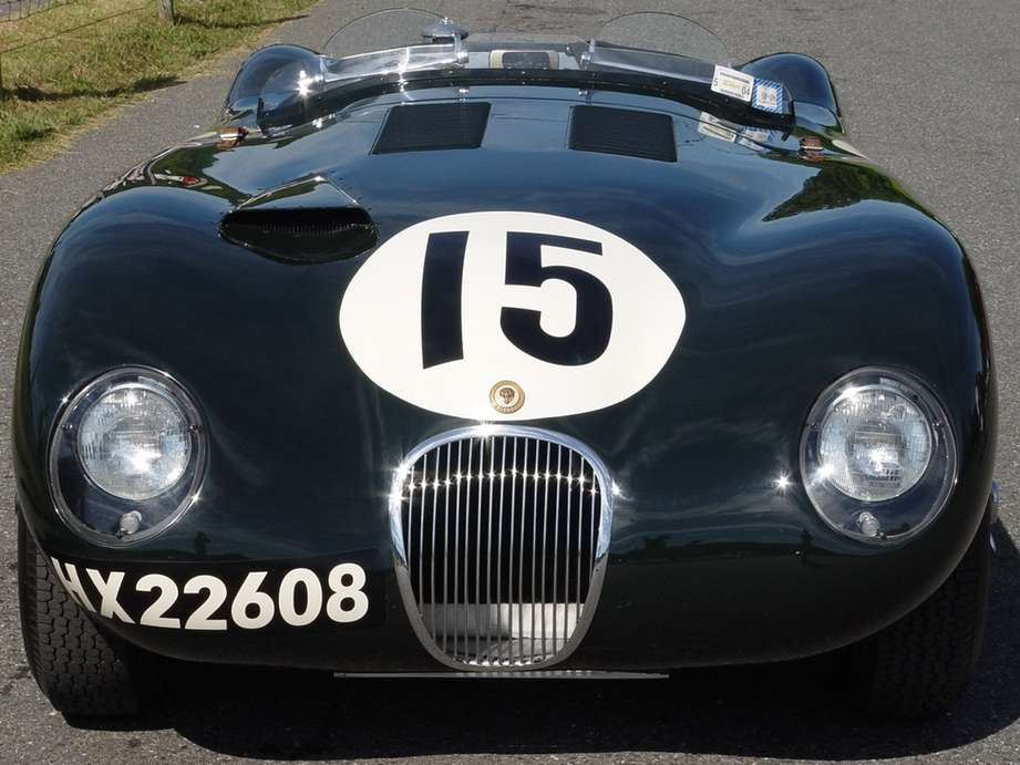 Jaguar C-Type #8262421