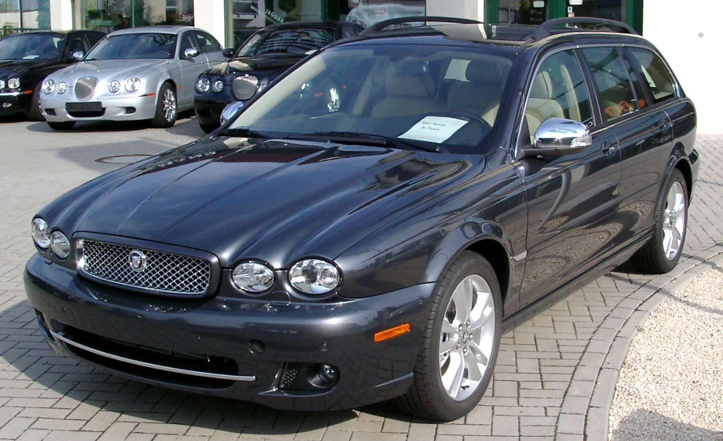 Jaguar X-Type Estate #8025840