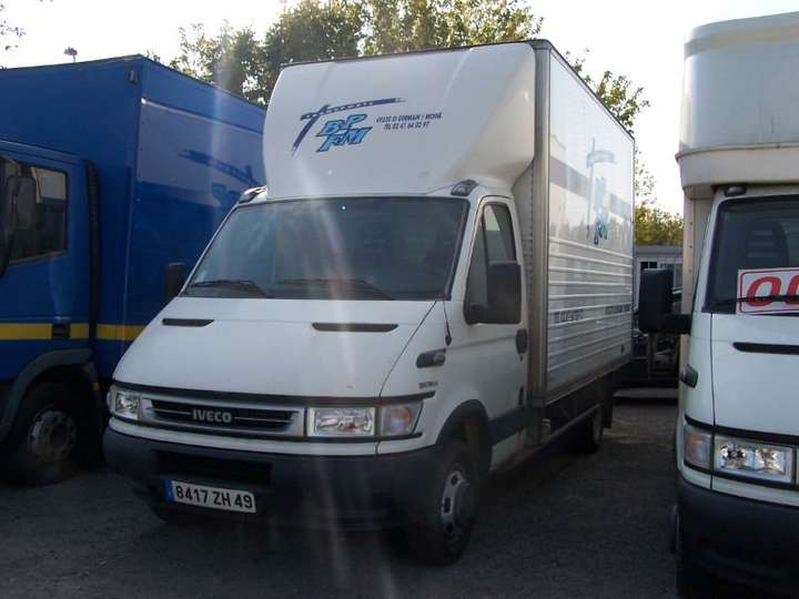 Iveco Turbo Daily #9764736