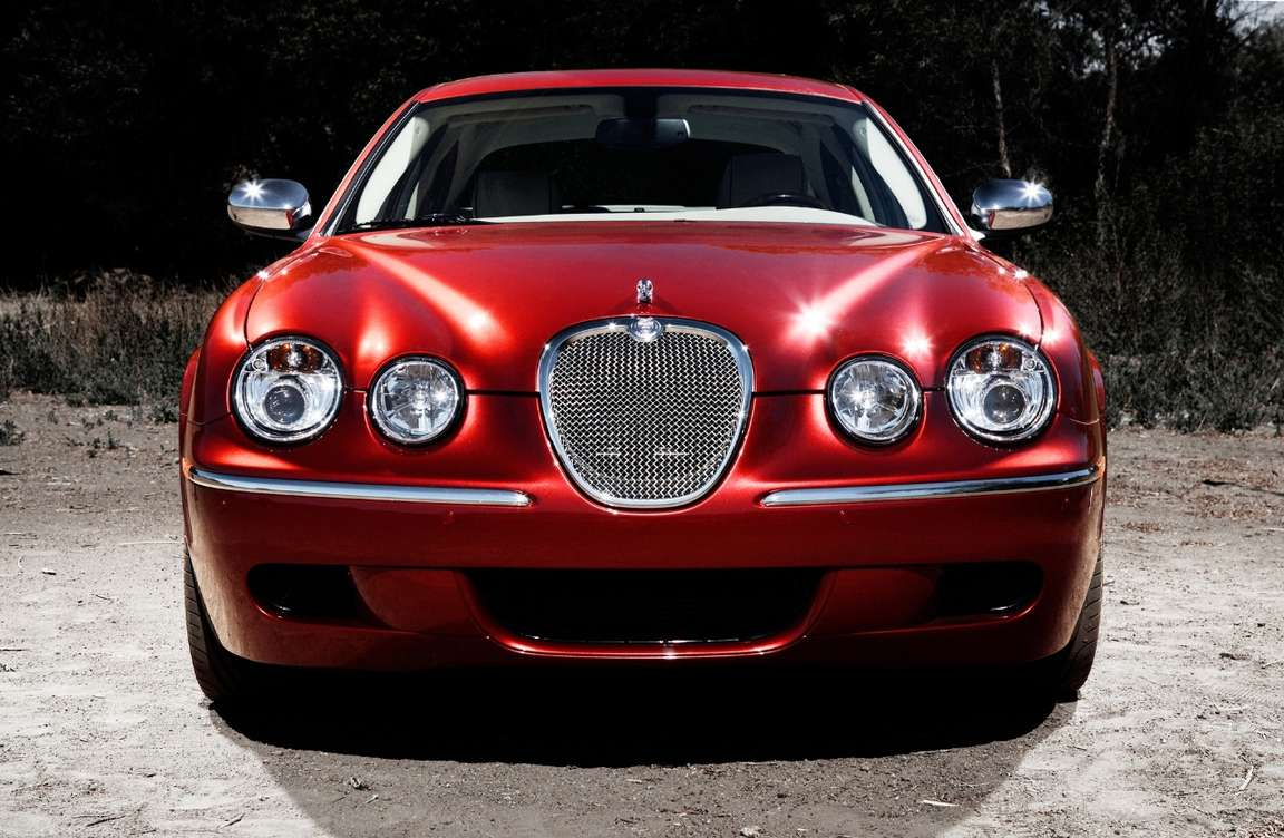Jaguar S-Type #8179829