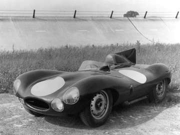 Jaguar D-Type #9886779