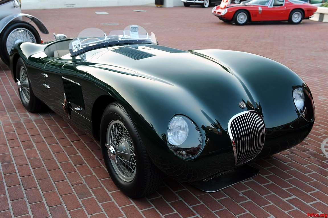 Jaguar C-Type #8096993