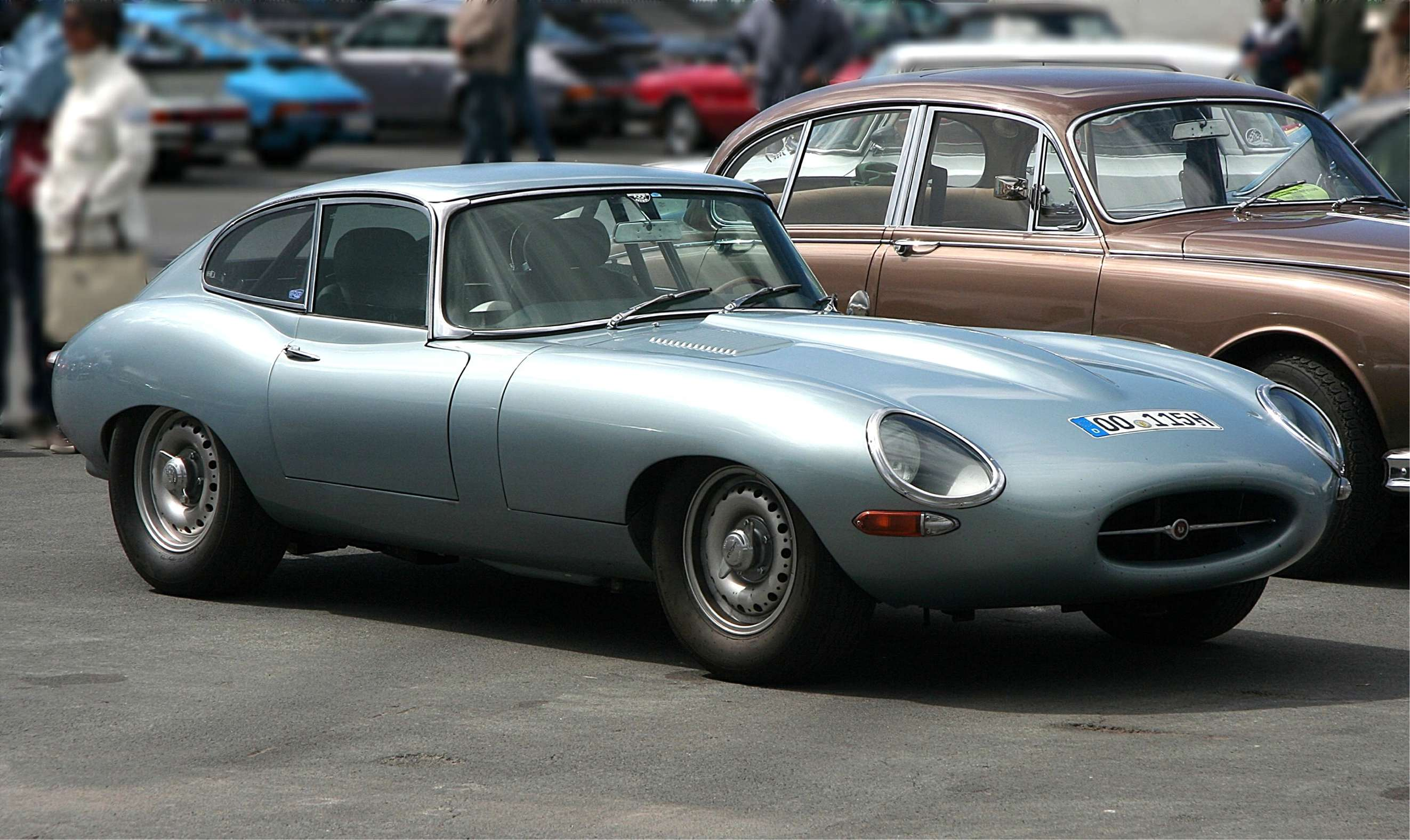 Jaguar E-Type #7548790