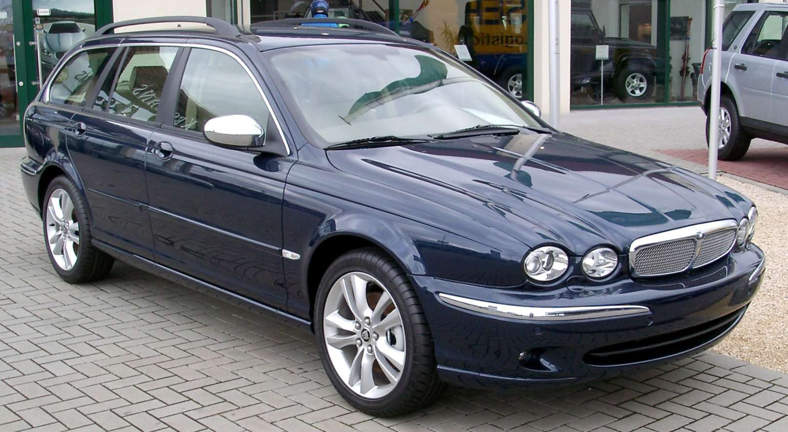 Jaguar X-Type Estate #9318077