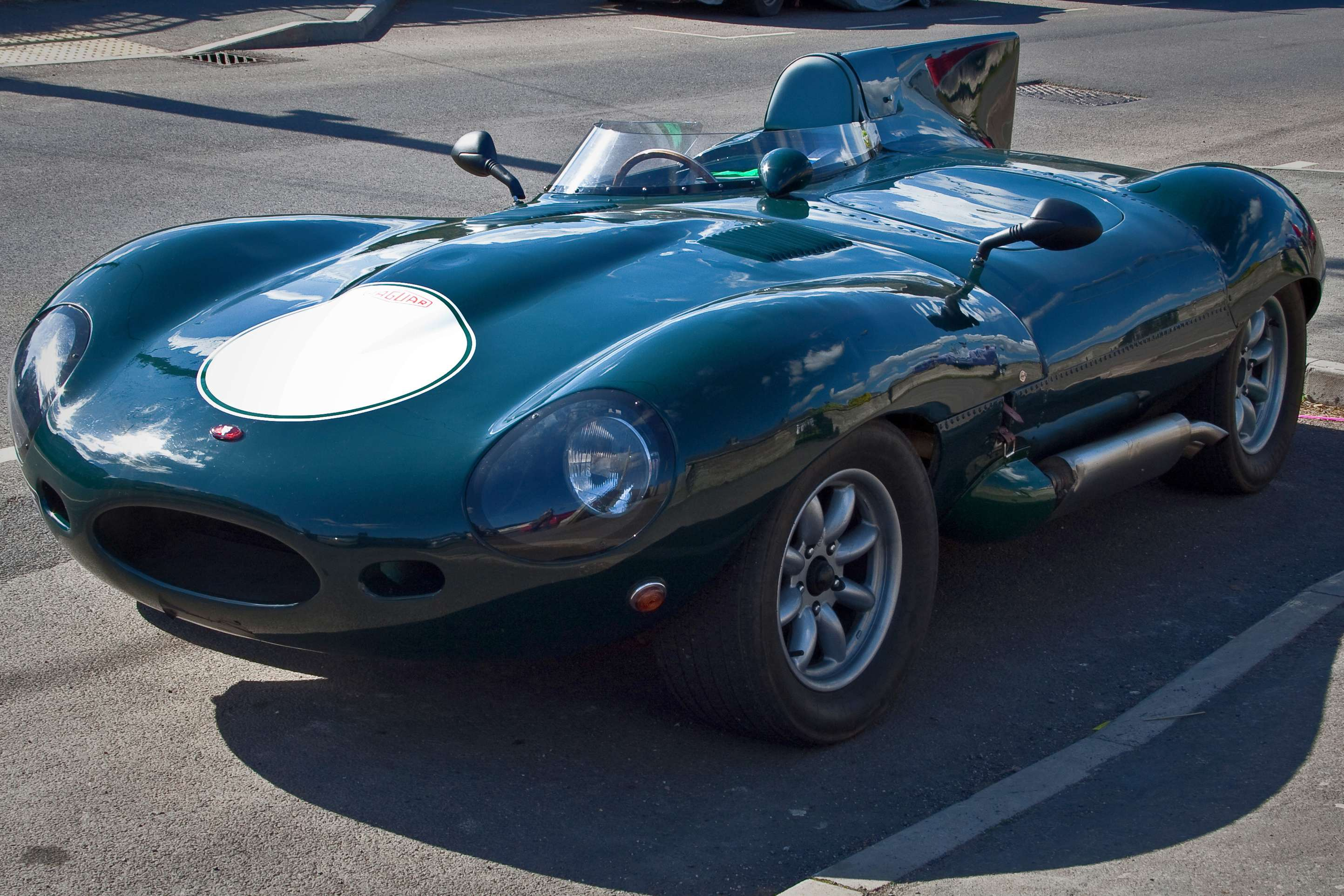Jaguar D-Type #7590957