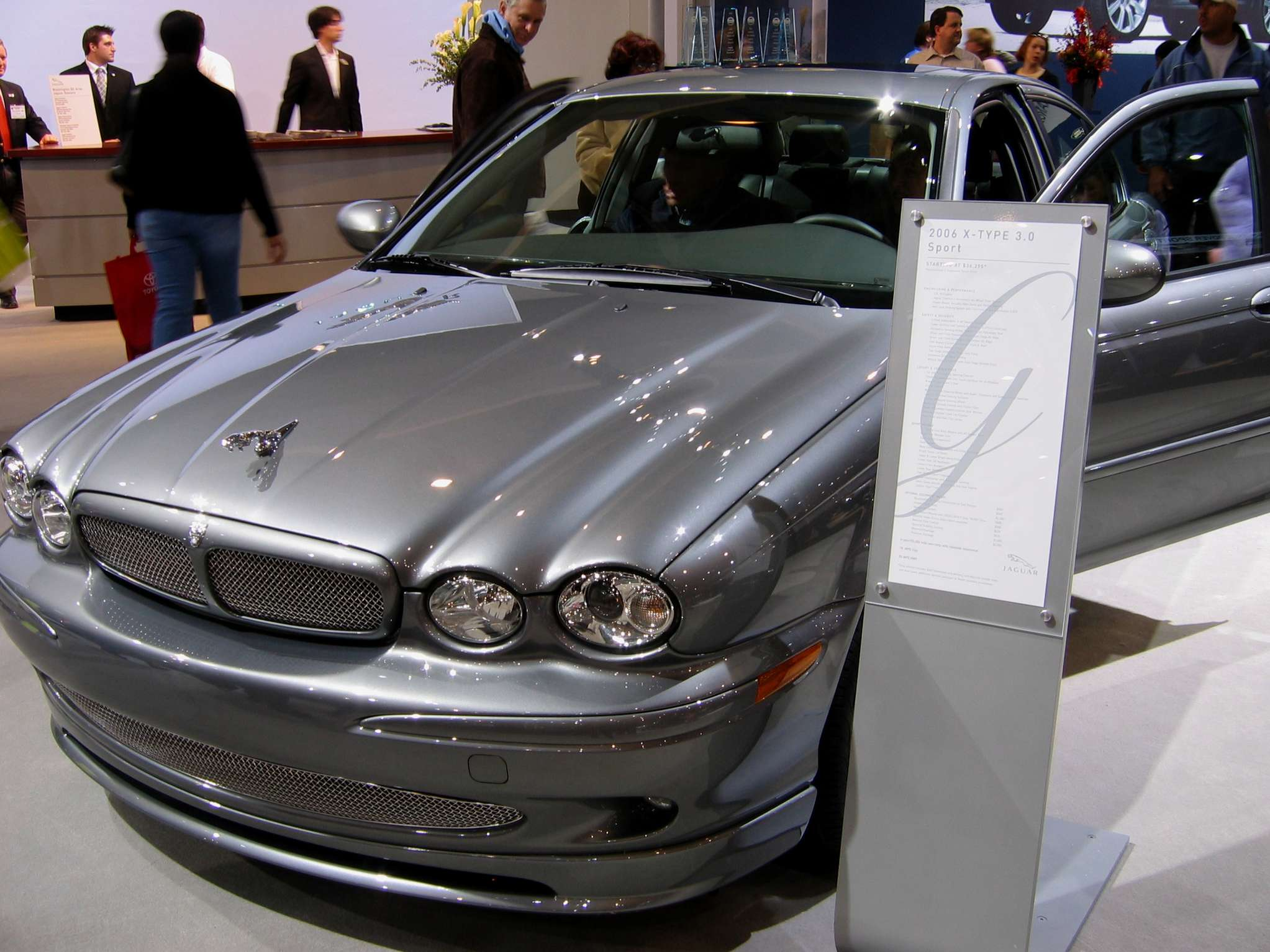 Jaguar X-Type #9657604