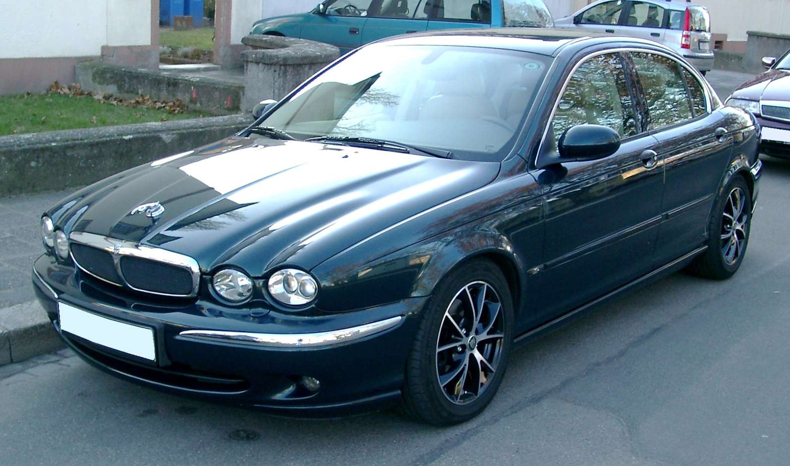 Jaguar X-Type #7238469