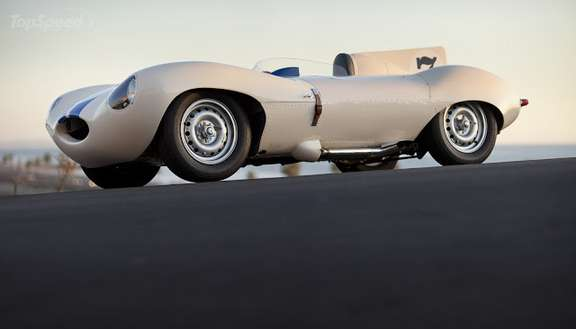 Jaguar D-Type #9880496