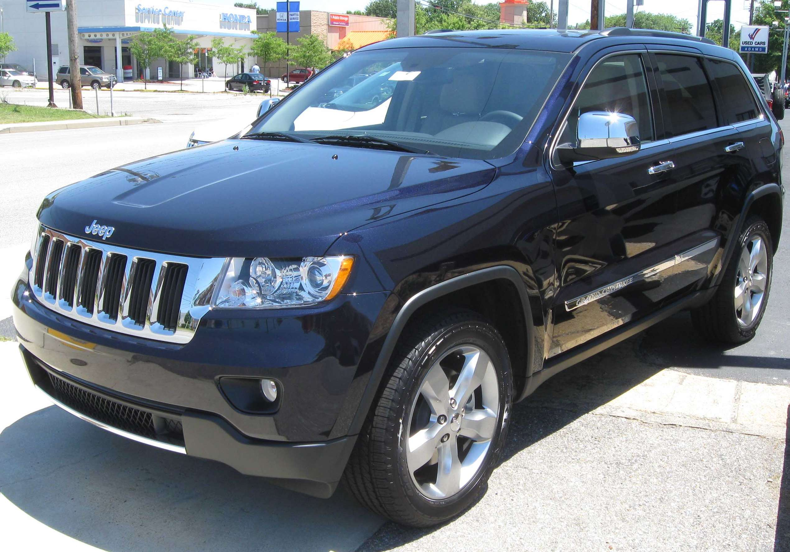 Jeep Cherokee Limited #7918985