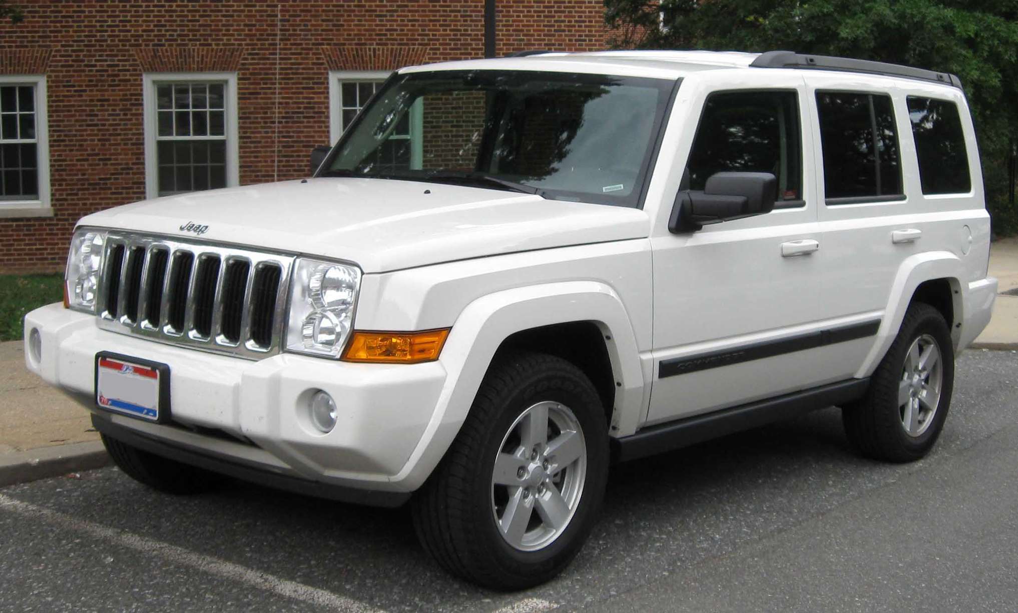 Jeep Commander #8431887