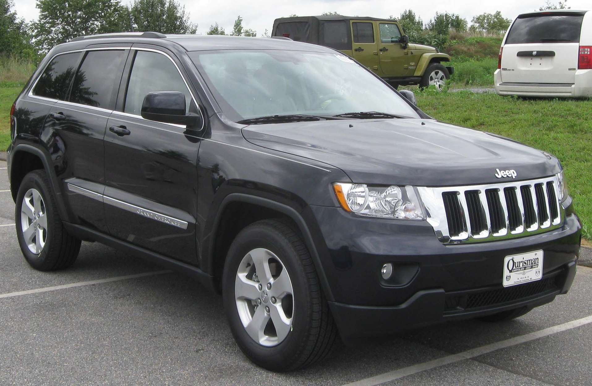 Jeep Grand Cherokee Laredo #7952255