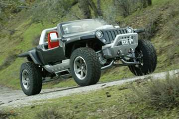 Jeep Hurricane #7570937