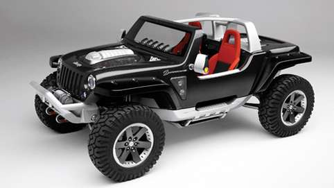 Jeep Hurricane #9362183