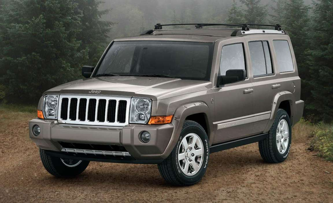 Jeep Commander #7363532