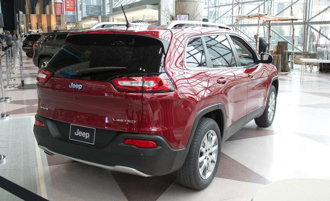 Jeep Cherokee Limited #9139609