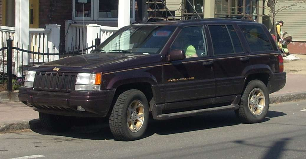 Jeep Grand Cherokee Limited #9924946