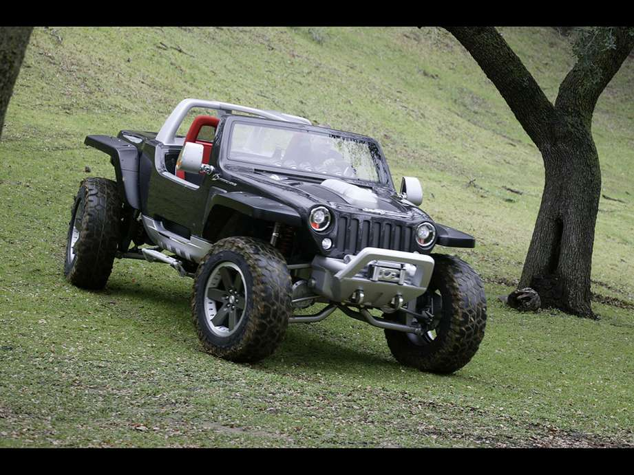 Jeep Hurricane #7271811