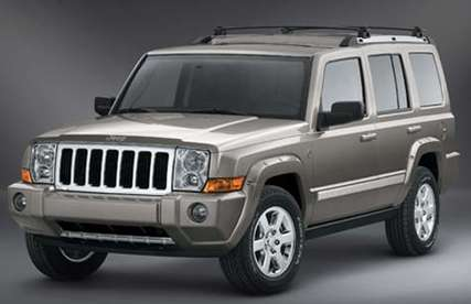 Jeep Commander #9798493