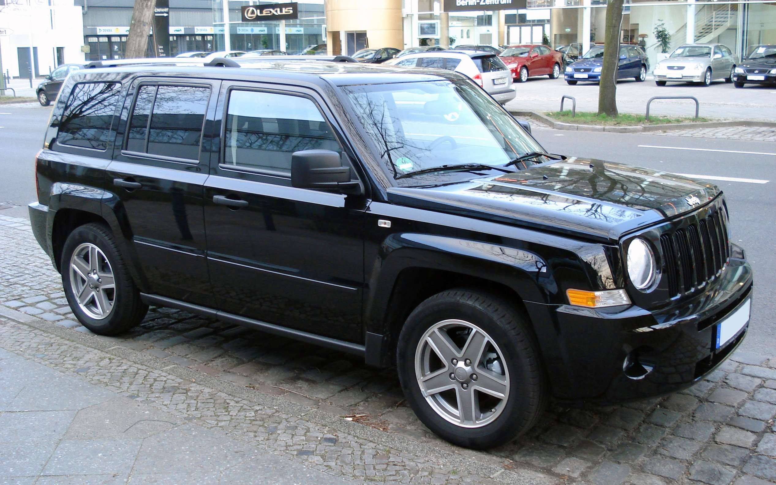 Jeep Patriot #7303369