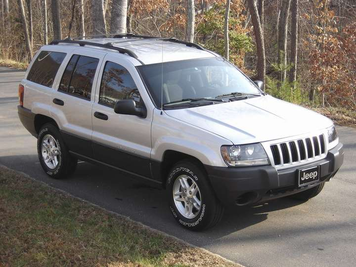Jeep Grand Cherokee Laredo #7056957
