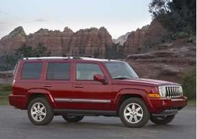 Jeep Commander #9653199